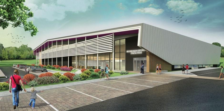 Sedbergh Sports Facility - Bradford1