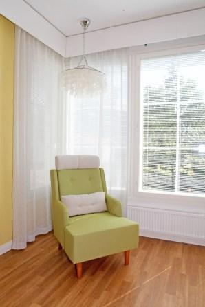 Kolmisointu Finland Care Home-Timbersafe II-Walkway