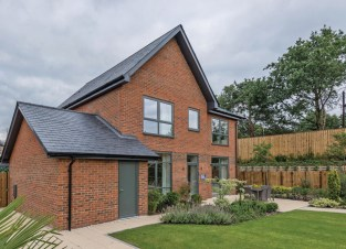 CUPA PIZARRAS being specified to provide its high quality CUPA 18 tiles for the recently launched Upper Longcross site