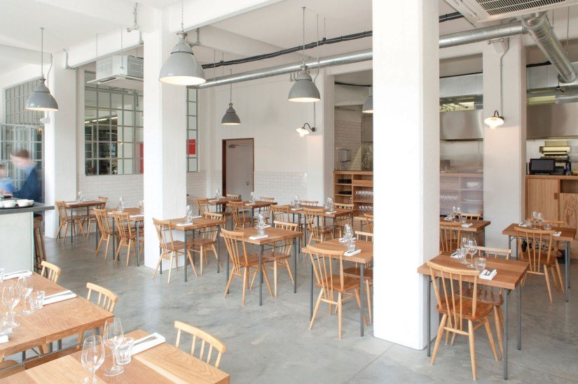 A StoSilent Distance acoustic attenuation solution has helped create a new acoustic environment at this leading London restaurant.