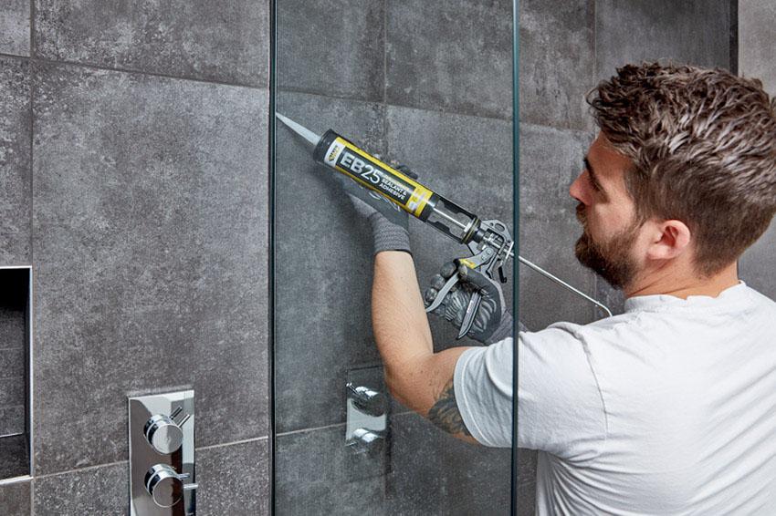 EB25-Application shot bathroom shower