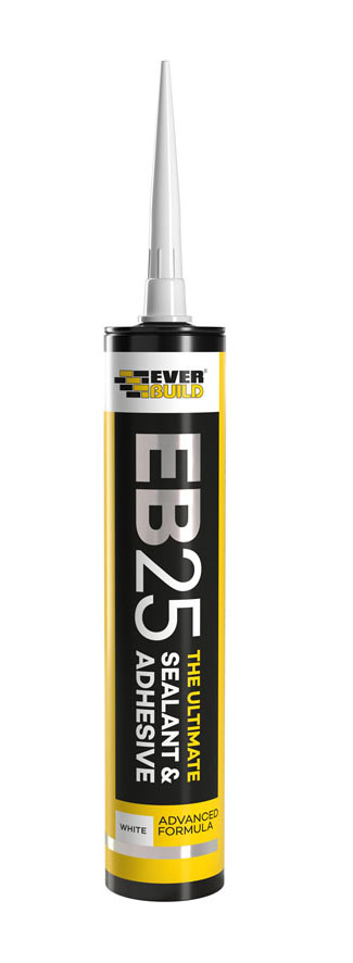 EB25 – The Ultimate Sealant and Adhesive from Everbuild Building Products