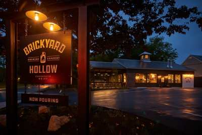 Brickyard hollow in Yarmouth Maine