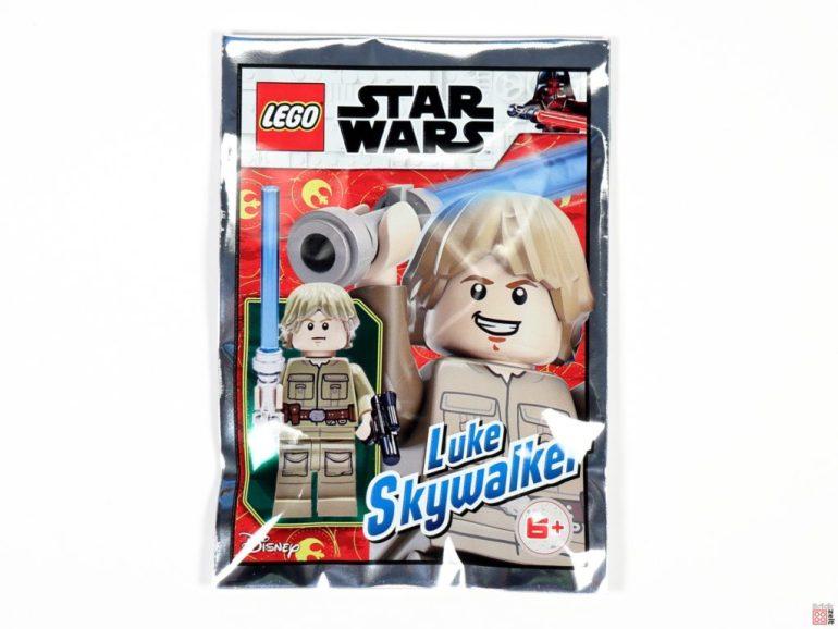 Bespin Luke Skywalker polybag, item no.  912065, front side |  © Brickzeit