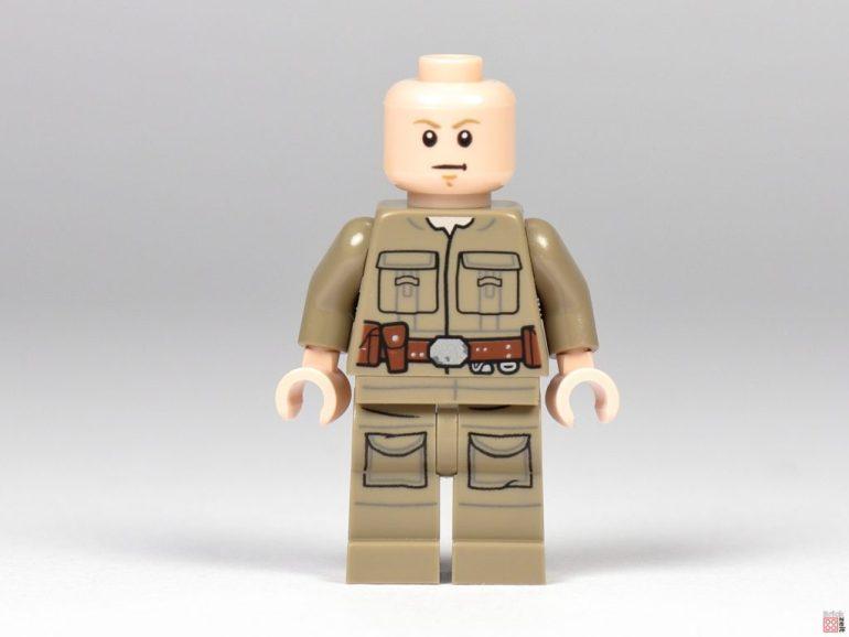 Bespin Luke Skywalker, neutral face |  © Brickzeit