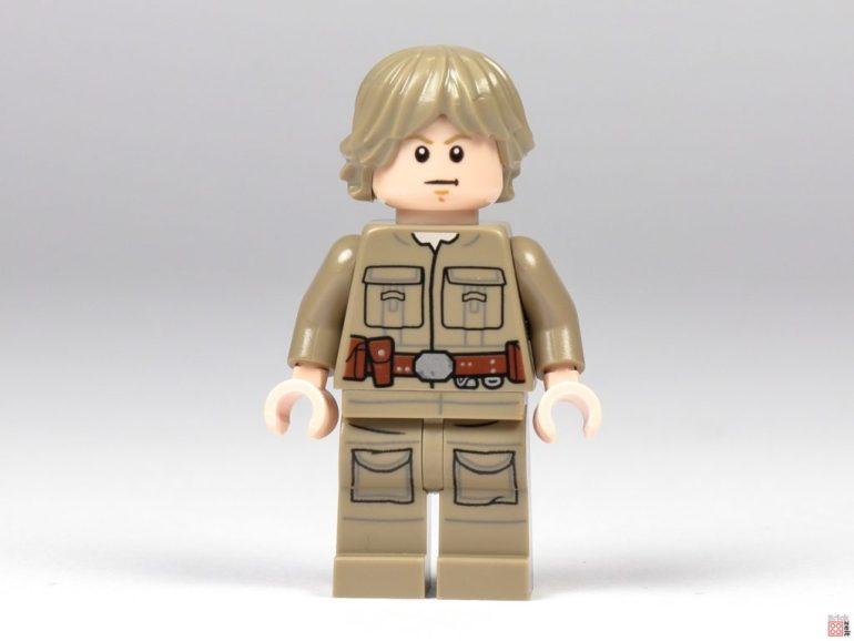 Bespin Luke Skywalker, front side |  © Brickzeit