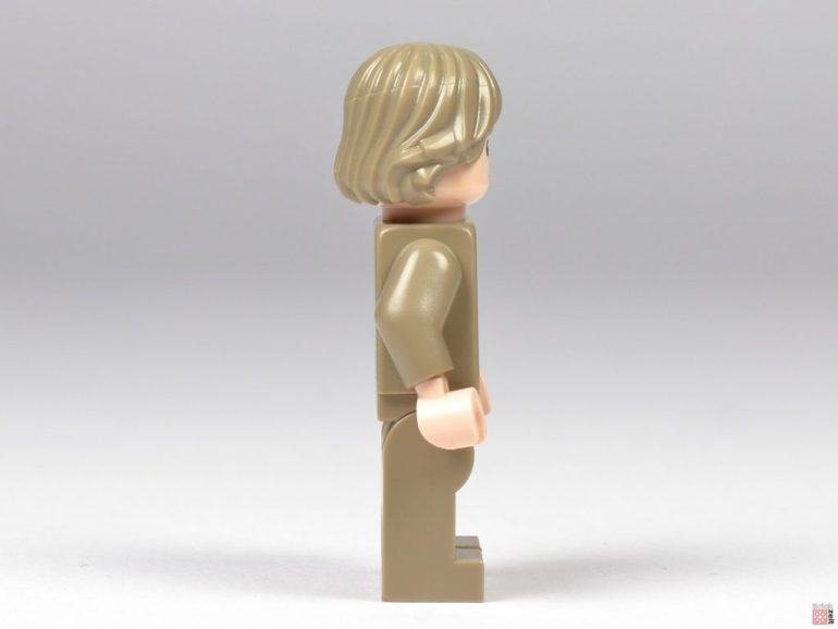 Bespin Luke Skywalker, right side |  © Brickzeit