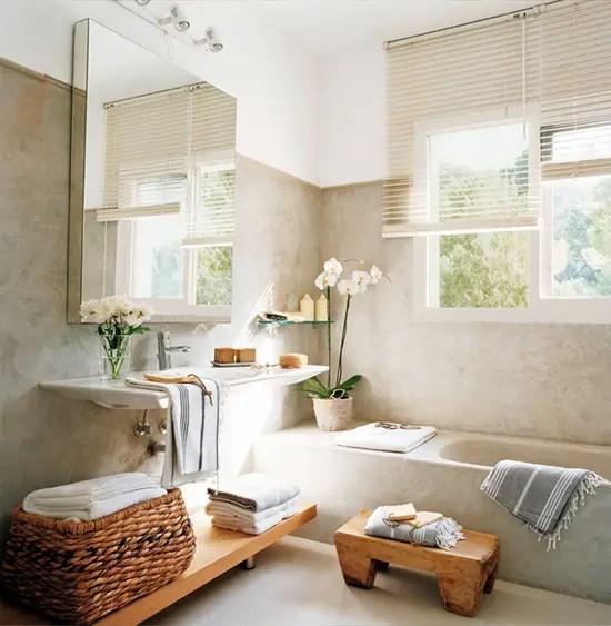 Salle de bain moderne  12 ides deco  BricoBistro