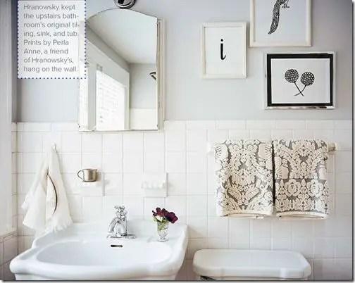 Choisir la couleur de la salle de bain  21 Ides de couleurs  BricoBistro