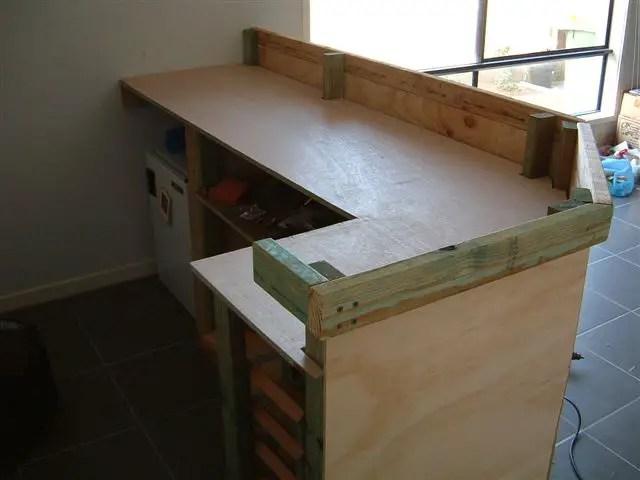 Plan pour construire un bar 9  BricoBistro