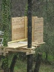 Construire Cabane Dans Les Arbres : construire, cabane, arbres, Construire, Cabane, Arbres, BricoBistro