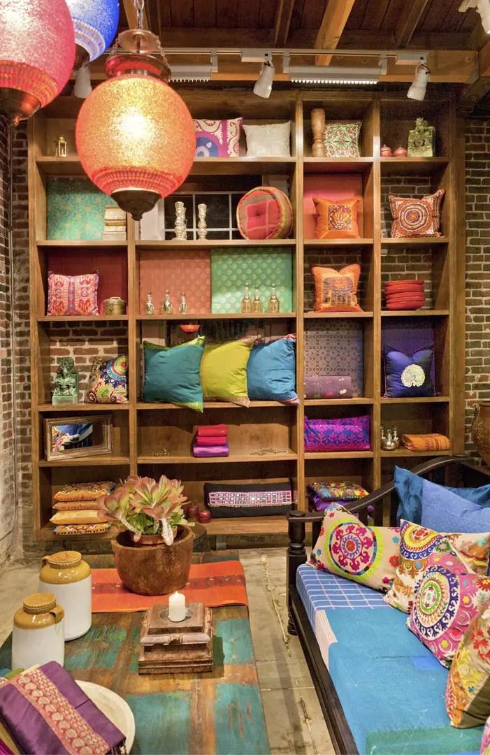 Realiser Dcoration Indienne dans un salon  BricoBistro