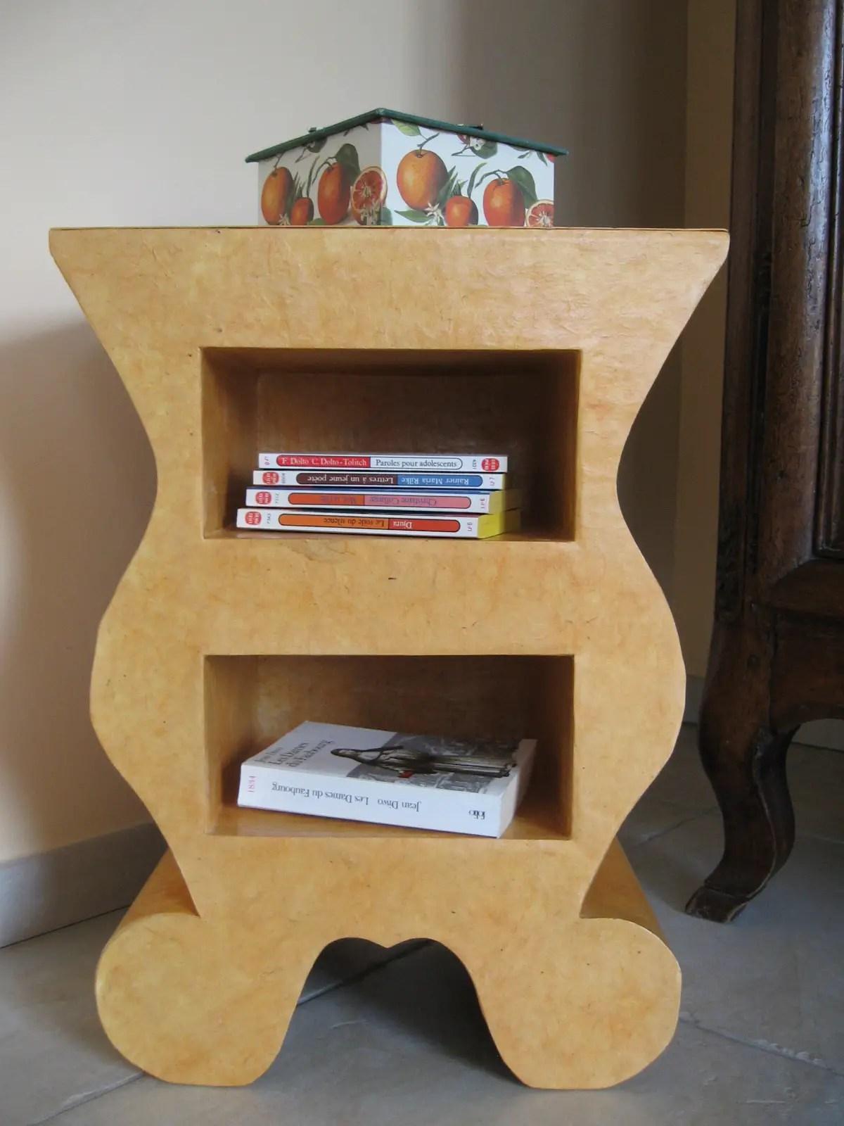Des meubles en carton  BricoBistro