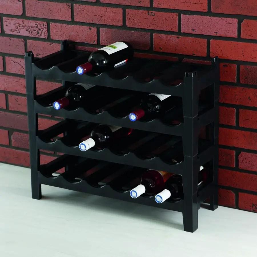 casier de rangement bouteille de vin