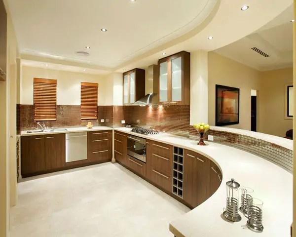 12 cuisines modernes et colores  BricoBistro
