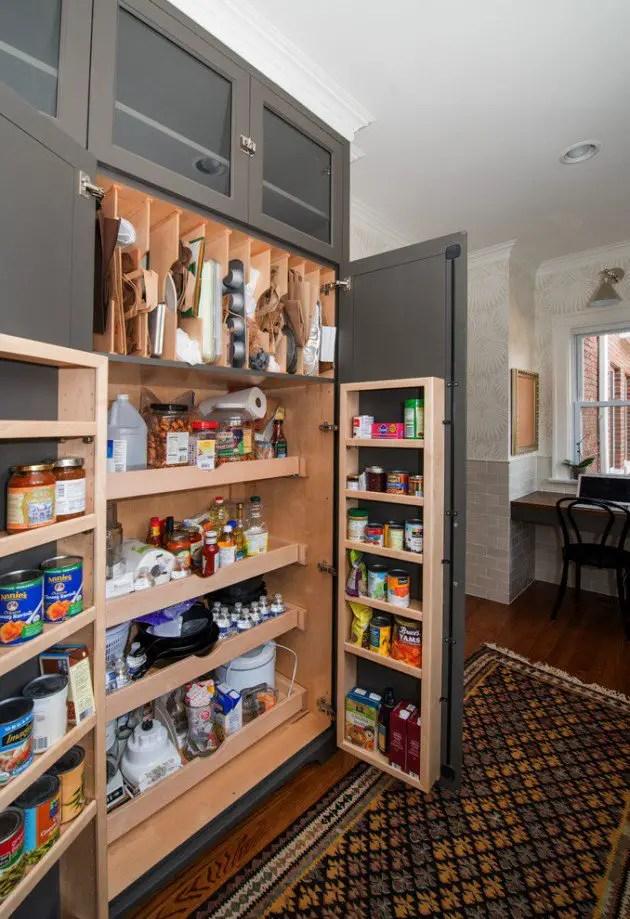 12 ides de gardemanger de cuisine  plusieurs rangements  BricoBistro