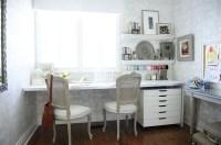 Comment dcorer un bureau ou une salle d'artisanat avec le