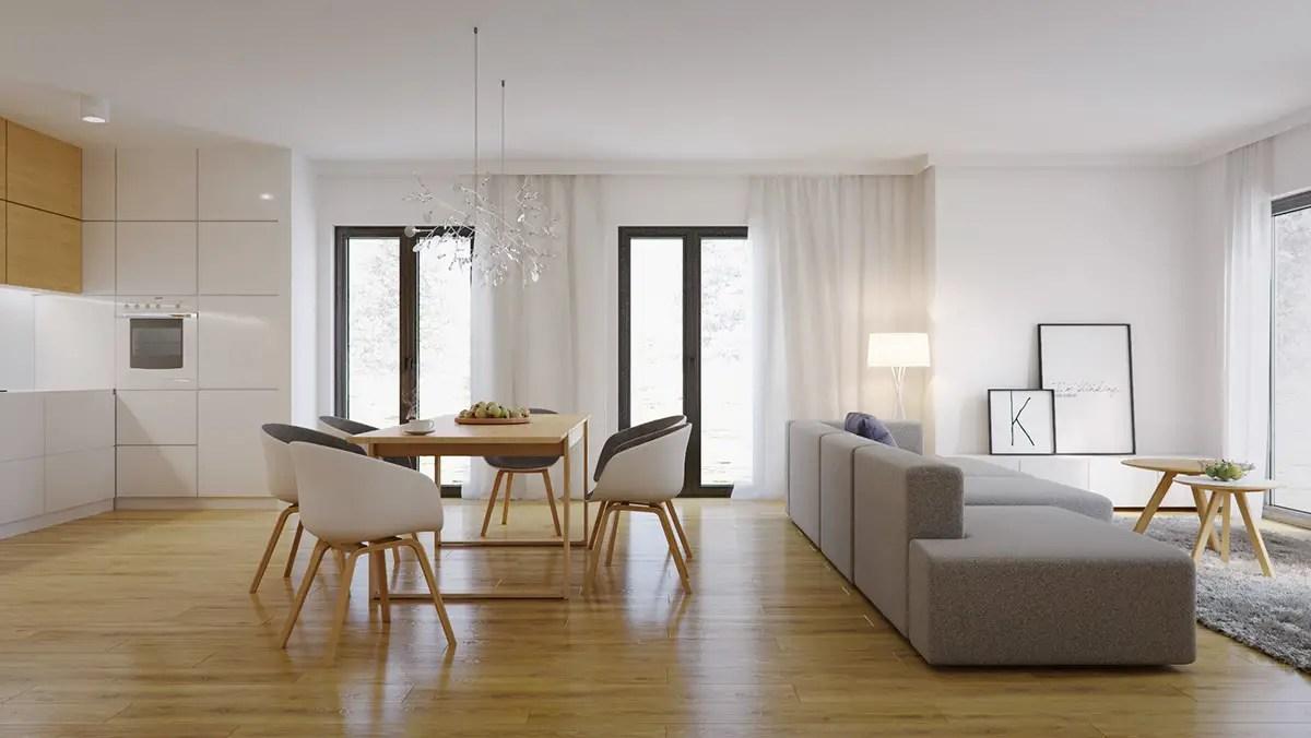 Mesa Rectangular Eames