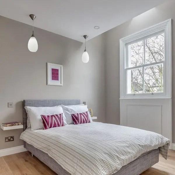 12 palettes de couleurs au choix pour une chambre moderne