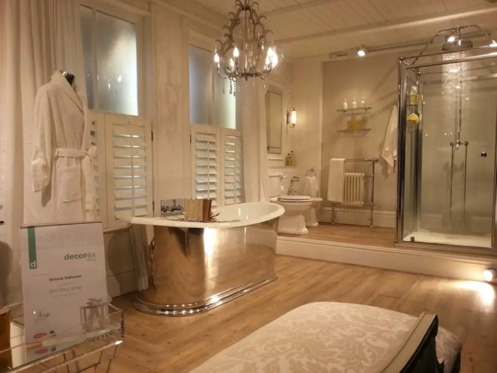 13 magnifiques salles de bain inspires du style victorien
