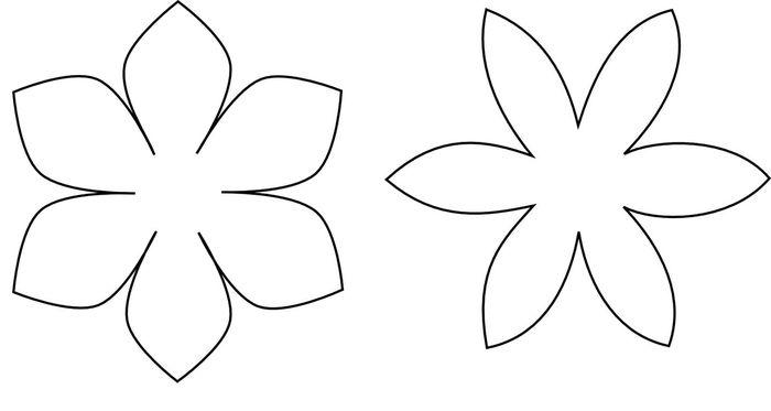 Más Patrones De Flores Y Hojas Para Fieltro: Taller De Fieltro Desde Cero: Como Hacer Patrones De Flores