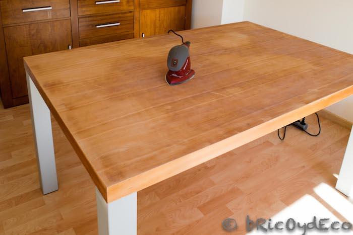 c mo restaurar una mesa de madera y dejarla como nueva