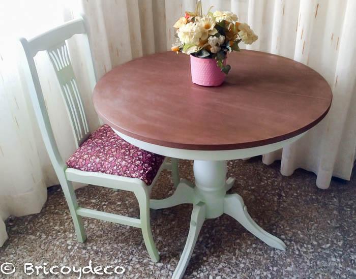 renovar muebles con pintura en spray