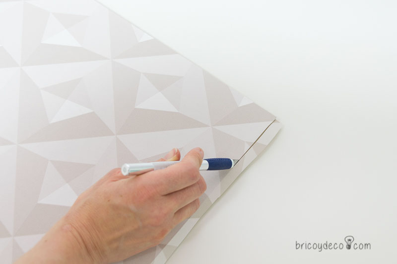 cómo hacer una mesa auxiliar DIY