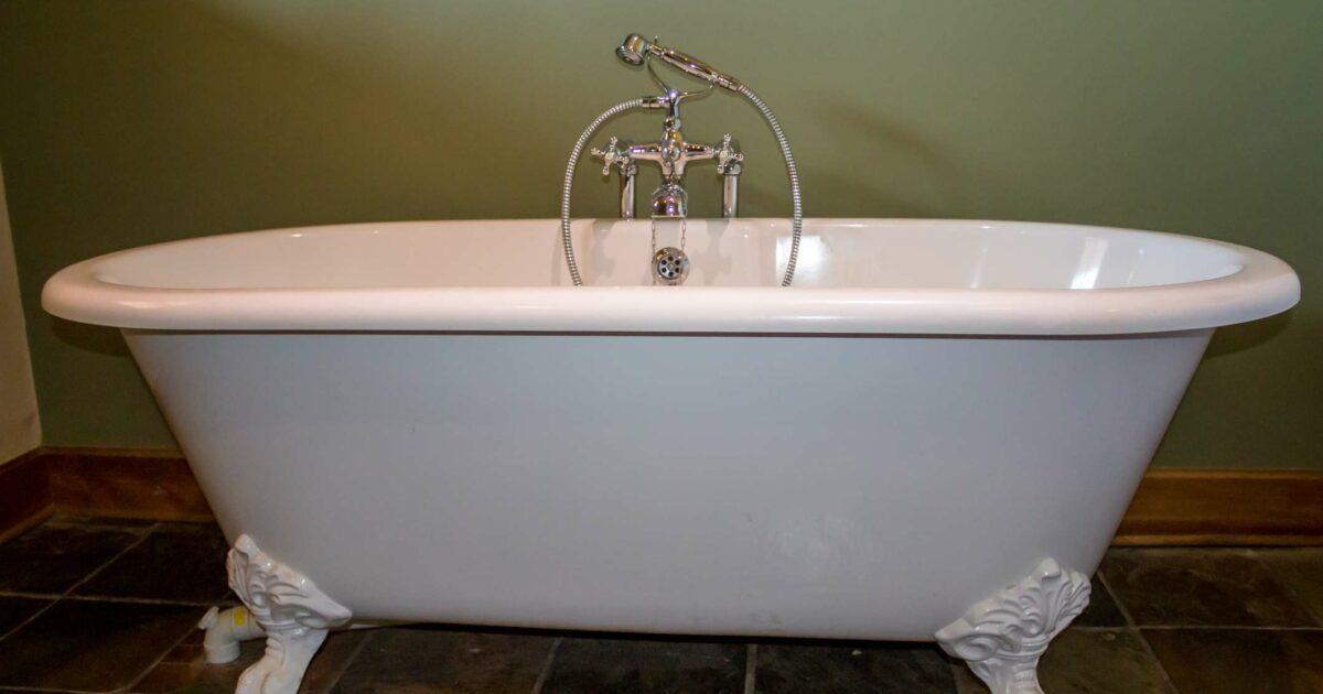 comment changer sa baignoire en fonte
