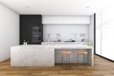 El encanto de las cocinas con barra: 5 estilos para tu cocina