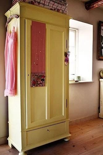 Armario Dormitorio Color Nogal