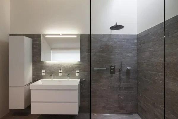 Ideas para decorar baos modernos y pequeos en pisos