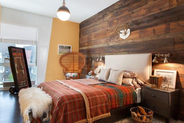 Dormitorios rsticos 20 fotos y consejos de decoracin