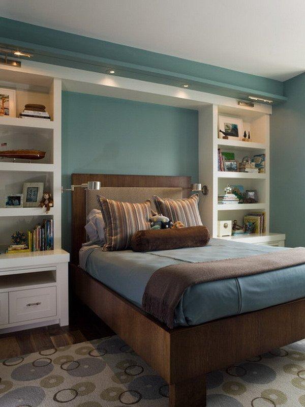 Dormitorios pequeos 50 imgenes de decoracin e ideas