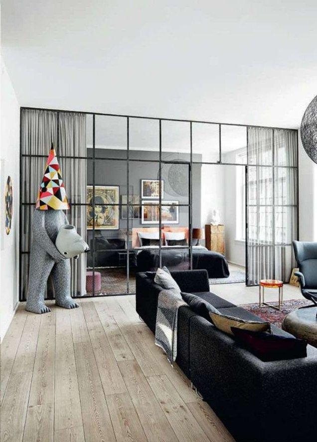 Separadores de ambientes 45 ideas modernas y bonitas  Brico y Deco