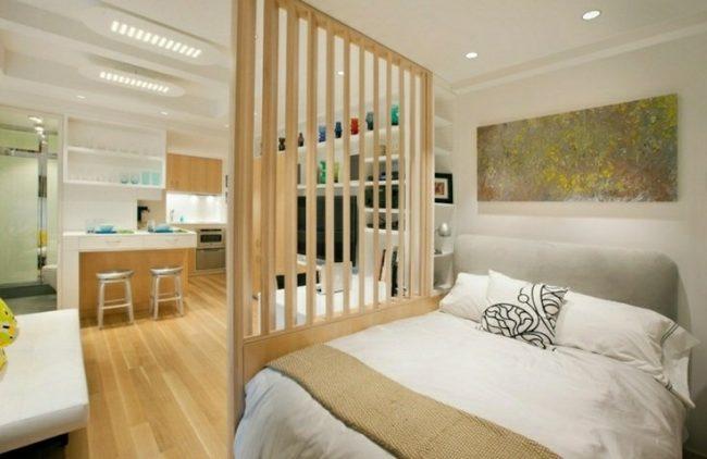 Separadores de ambientes 45 ideas modernas y bonitas