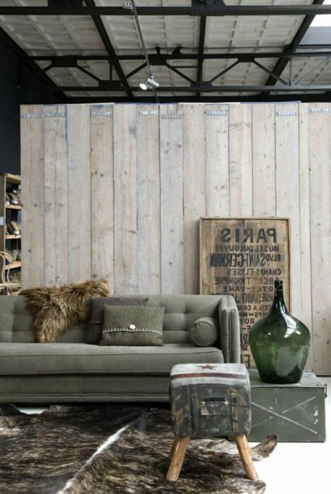 Casas vintage 70 salones comedores dormitorios cocinas y baos  Brico y Deco