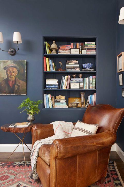 Colores para salas 2018 modernos 40 fotos de combinaciones