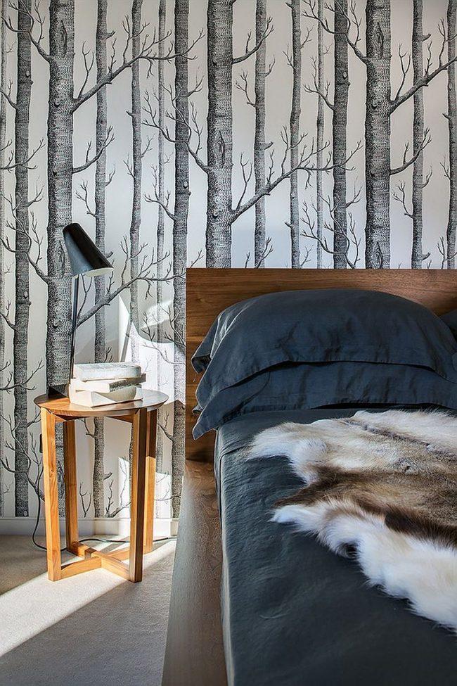 Papel pintado de pared decorativo y moderno 2019