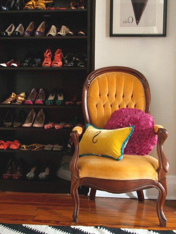 30 Ideas para guardar zapatos bonitas y originales  Brico