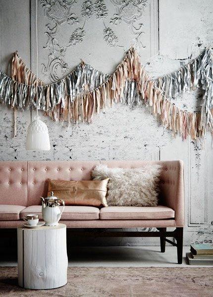 Telas para tapizar y decorar tendencias modernas 2019
