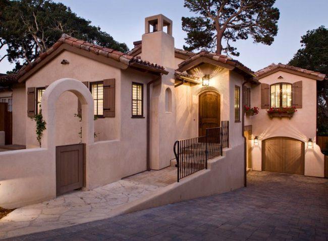 Casas mediterrneas 55 fotos e ideas de fachadas e