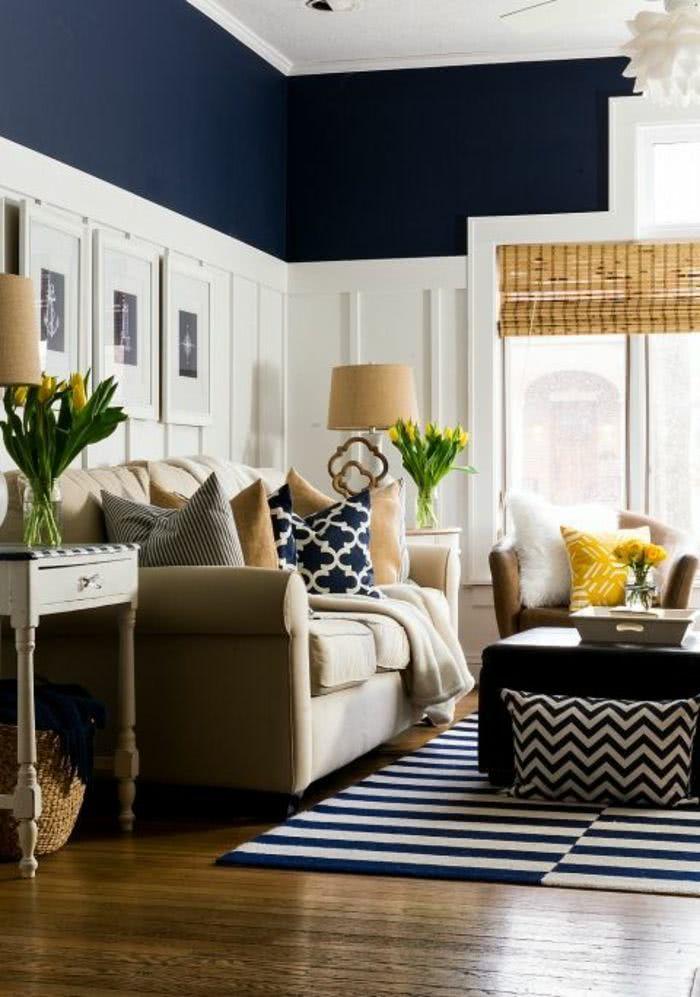 Colores para interiores 2019 en paredes y decoracin