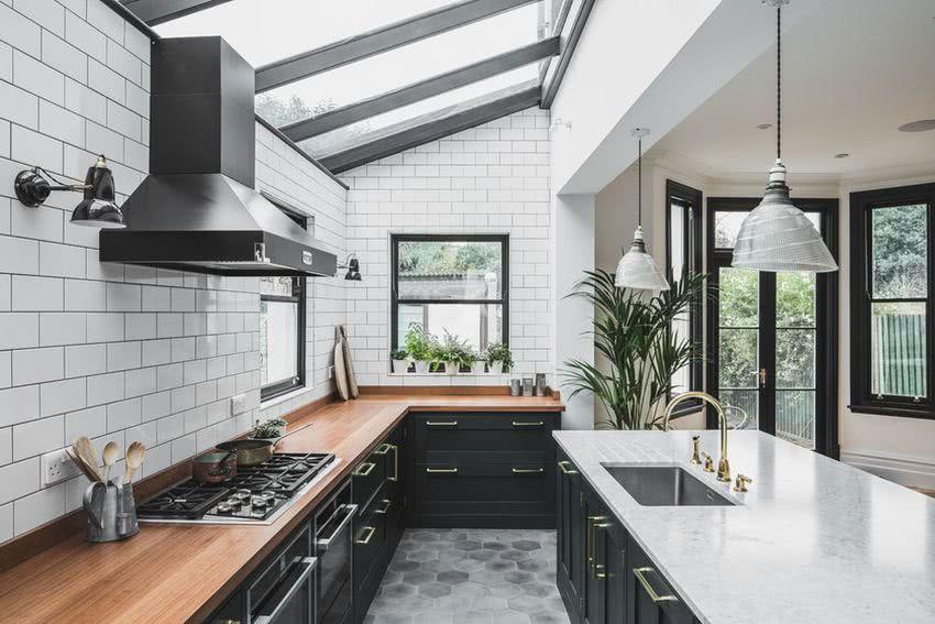 Cocinas modernas 2019 150 fotos  diseos y decoracin