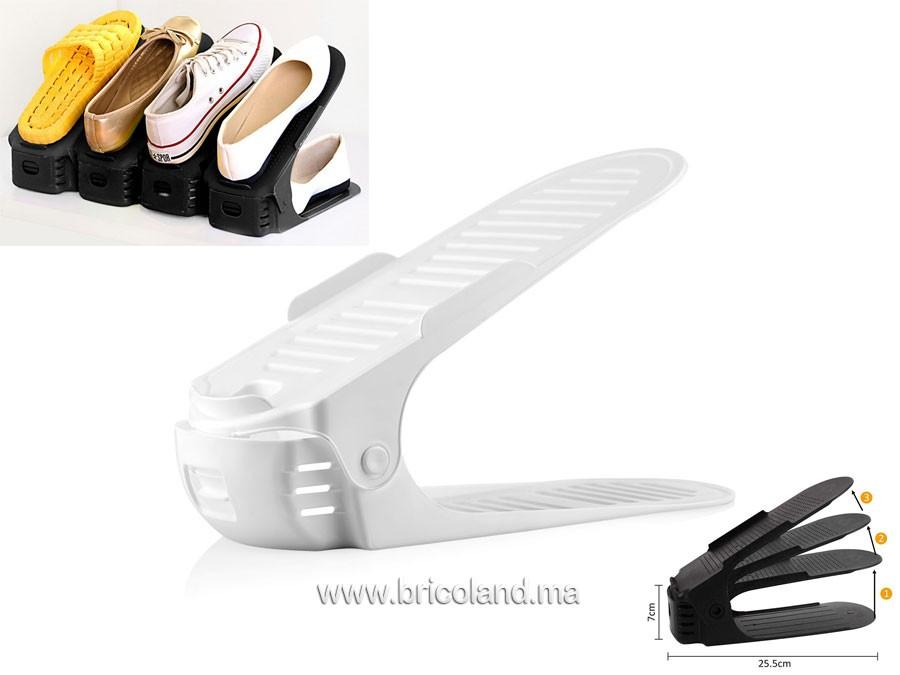 range chaussures ajustable organisateur