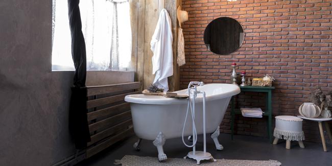 salle de bain retro et vintage 6