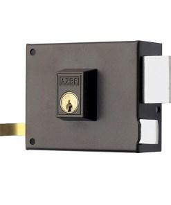 Cerradura Azbe  125-a/hpr/12/ Derecha