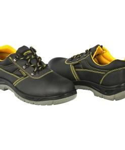 Zapatos Seguridad S3 Piel Negra Wolfpack  Nº 45 Vestuario Laboral