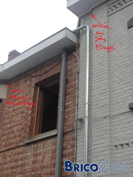 Gaine Protection Cable Electrique Exterieur Boîte De