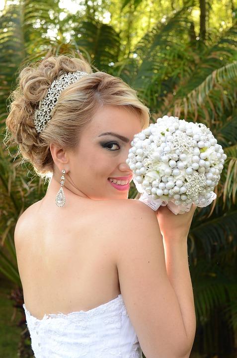 Wedding skin bouquet